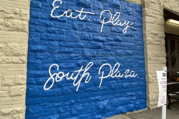 Eat Play South Plaza - in progress