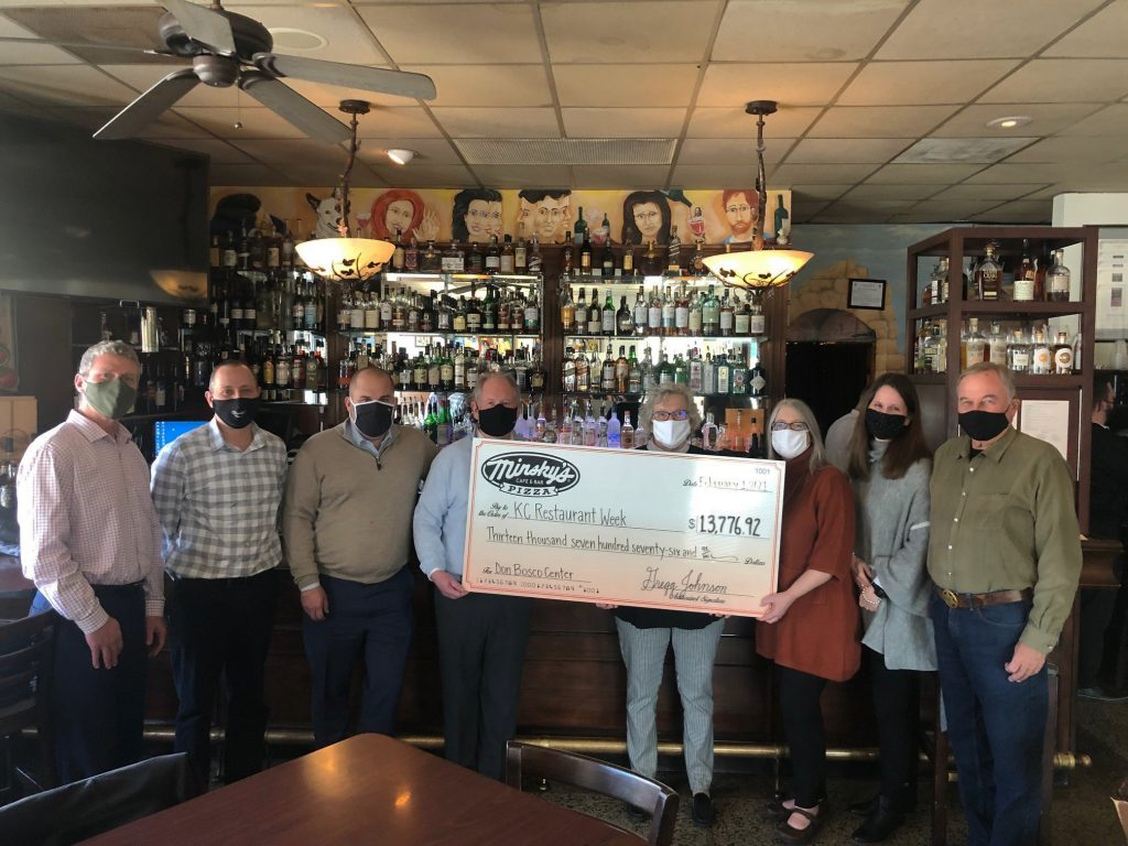 Osteria IL Centro Helps to Raise Over $13,000 for KC Restaurant Week Charities