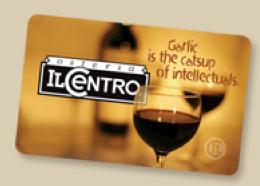 Osteria IL Centro Gift Card