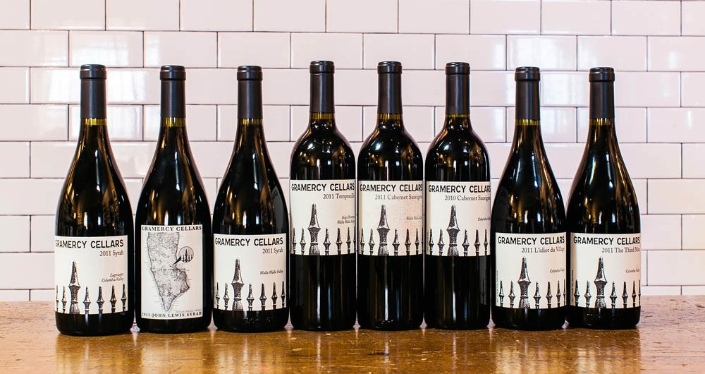 OIC Wine Club: Gramercy Cellars Wine Tasting
