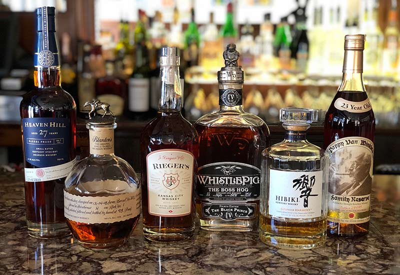Osteria Il Centro – Home of the Rarest Whiskeys in Kansas City